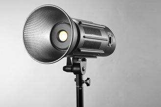 LS FOCUS 150D compact photo light, with reflector, 150W daylight-balanced, Bowen mount, CRI 95, TLCI 95 wirelss remoter